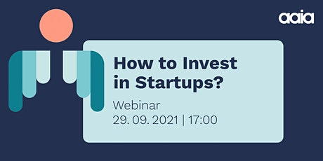 How to Invest in Startups? tickets
