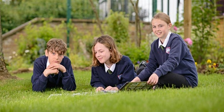 Wollaston School OPEN DAY TOUR - 11.45pm - Tuesday 5th October 2021 tickets