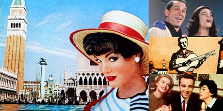 'That's Amore! The Great Italian American Songbook and Singers' Webinar tickets