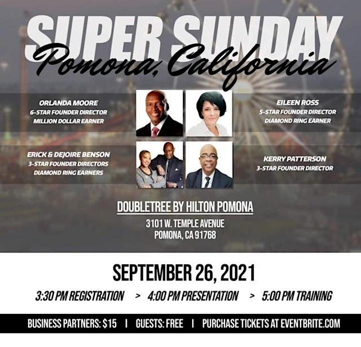 PlanNet Marketing Super Sunday Pomona, CA image