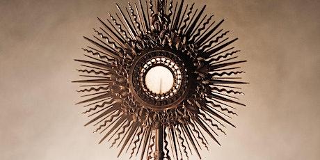 Sacrament & Sacrifice: Thomas Aquinas on the Eucharist tickets