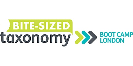 Bite-Sized  Taxonomy Boot Camp November 2021 tickets