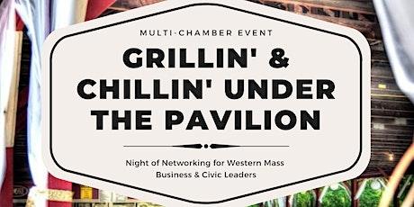 Grillin' & Chillin' Under the Pavilion tickets