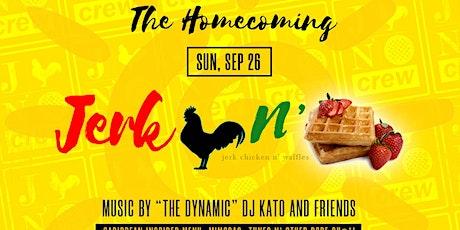 Jerk Chicken N' Waffles Brunch: Homecoming tickets