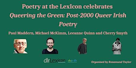 Queering the Green: Post-2000 Queer Irish Poetry tickets