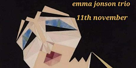 Jazz Sessions~Boogie-woogie : Emma Jonson Quartet tickets