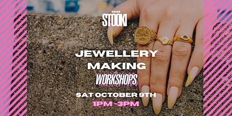 Jewellery Making Workshop tickets