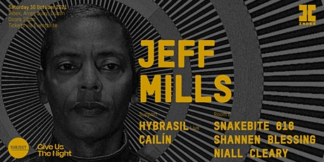 Index x Subject: Jeff Mills tickets