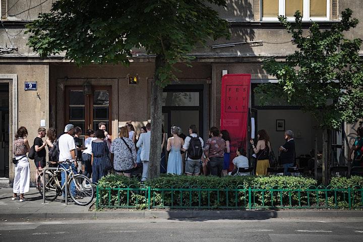 CentrALT Shabbat in the former Krakow Ghetto image