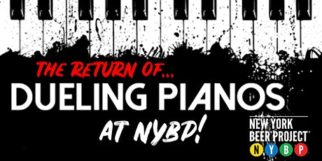 Dueling Pianos Returns! tickets