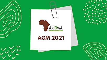 AkiDwA Annual General Meeting tickets