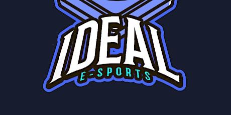 Ideal AC Esports Rainbow 6 Siege Tournament tickets