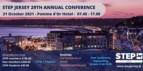 STEP 29th Annual International Conference tickets