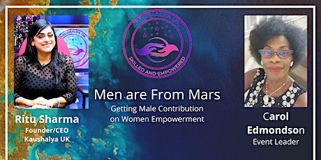 Men are from Mars tickets