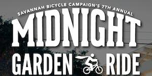 Midnight Garden Ride 2015