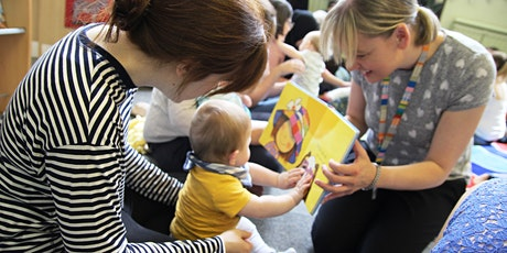 Toddler Tales at Westhoughton Library tickets
