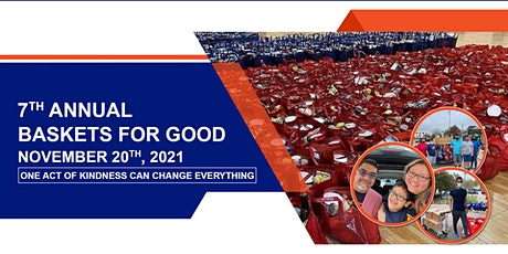 Baskets For Good 2021 - Force For Good Volunteer Event tickets