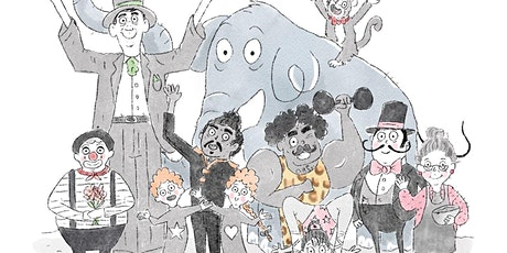 The Elephant and The Buns Book Reading & Signing (Goodsheds) tickets