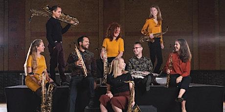 Een Nieuwe Wereld - Het Nederlands Saxofoon Octet tickets
