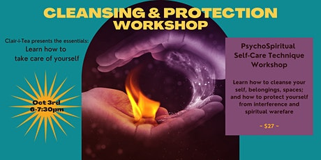 Cleansing & Protection Workshop tickets