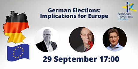 German Elections: Implications for Europe | Webinar tickets