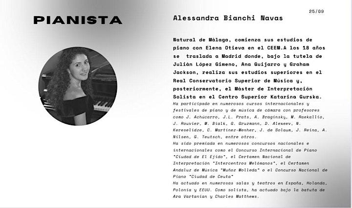 """Imagen de I CONCIERTO DE TEMPORADA- MÁLAGA CAMERATA """"RECONCERTANDO"""