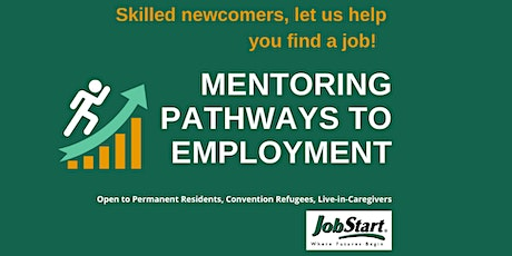 Mentoring Pathways to Employment  for Immigrants tickets
