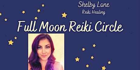 Full Moon Reiki Circle tickets