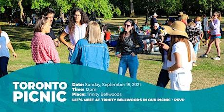 Picnic en Toronto, 19/09/21 tickets