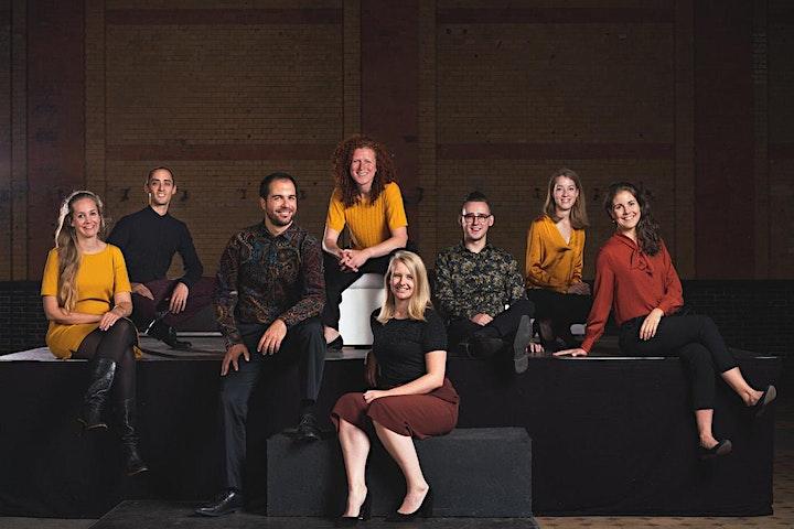 Afbeelding van Een Nieuwe Wereld - Het Nederlands Saxofoon Octet