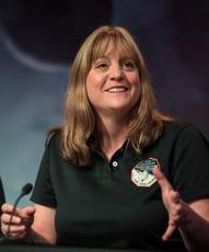 The NASA Lucy Mission to the Trojan Asteroids  by Dr Cathy Olkin image