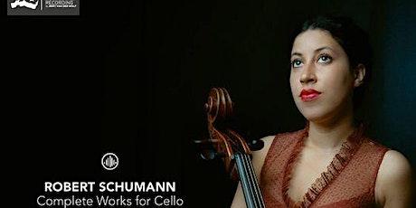 Cd-presentatie Ella van Poucke, cello en  Jean-Claude vanden Eynden, piano tickets