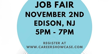Edison, NJ Career Far tickets