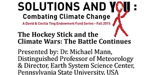 Michael Mann - Hockey Stick and the Climate Wars: The...
