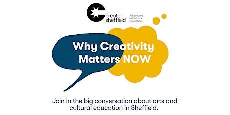 Next steps: Creativity Self-Evaluation Workshop for Schools tickets