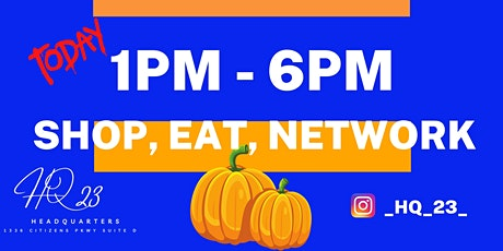 Fall  Festival -Block Party - Pop-Up Shop tickets