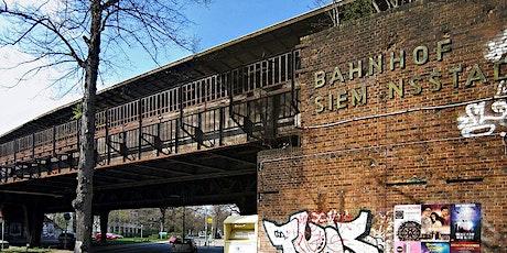 Siemensstadt und John Rabe. Ein performativer Stadtspaziergang tickets