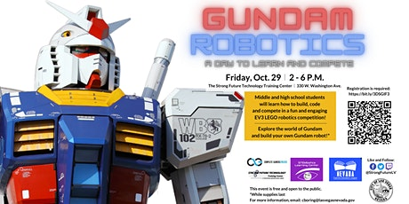 Gundam Robotics: A Day to Learn and Compete tickets