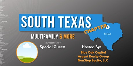 South Texas Chapter-Multifamily & More Virtual Meetup tickets