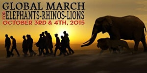 Global March for Elephants and Rhinos Vancouver