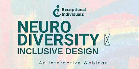 NEURODIVERSITY INCLUSIVE DESIGN | World Inclusion Day tickets