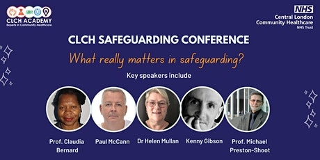 CLCH Safeguarding Conference 2021 tickets