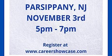 Parsippany, NJ Job Fair tickets