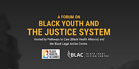 A Forum on Black Youth and the Justice System tickets