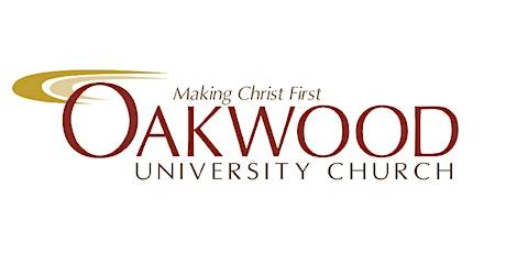 Oakwood University Church Service - 09.25.2021 tickets