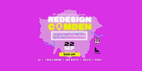 Redesign Camden: Launch Event tickets