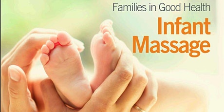 Infant Massage/Welcome Baby tickets
