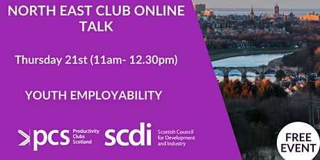 North East Productivity Club presents: Youth Employability tickets