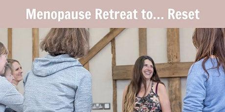 Reset Your Menopause - an on-line morning retreat tickets
