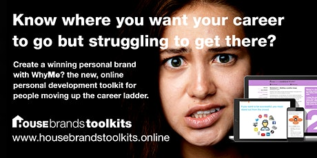 Know where you want your career to go but struggling to get there? tickets